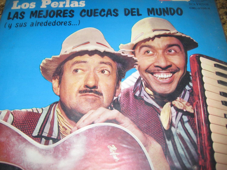 Los Perlas - 1966 Las Mejores Cuecas del Mundo: Los Perlas [Traditional Chilean Folk, imported from Chile] - Amazon.com Music