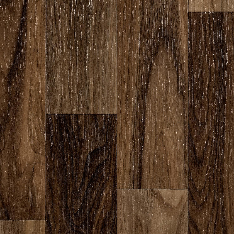 Gr/ö/ße: Muster Schiffsboden Nussbaum 300 und 400 cm Breite PVC Bodenbelag Holzoptik Meterware verschiedene Gr/ö/ßen 200