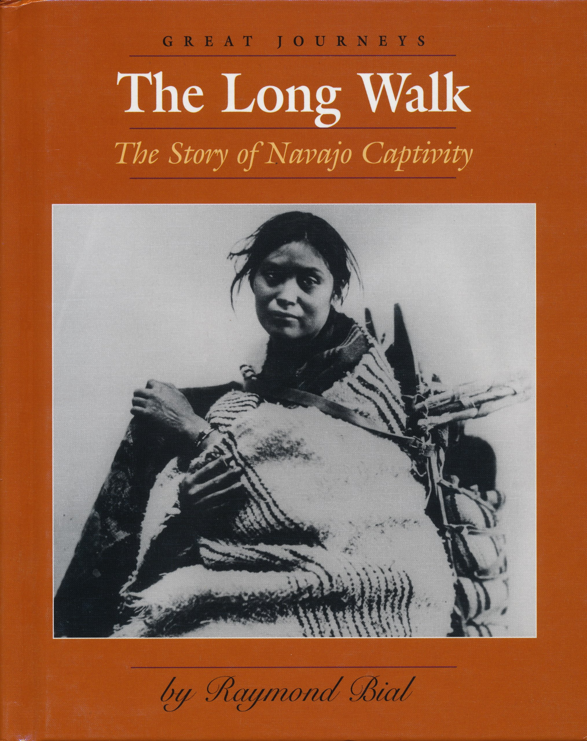 Download The Long Walk: The Story of Navajo Captivity (Great Journeys) PDF
