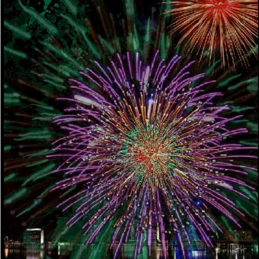 fireworks, Fireworks, FIREWORKS! (Best Way To Get Rid Of Ground Moles)