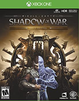 Middle-Earth Shadow Of War Gold Edition for Xbox One
