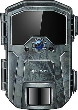 APEMAN Caméra de Chasse 20MP 1080P Caméra de Surveillance