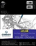 Canson Comic/Manga–Bloc de Dibujo, 21,6x 27,9cm