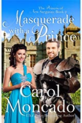 Masquerade with a Prince: A Contemporary Christian Romance (Princes of New Sargasso Book 2) Kindle Edition