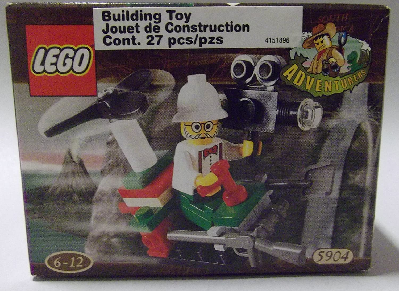 LEGO Adventurers Sets: Dino Island 5904 Adventurers Mini Copter NEW