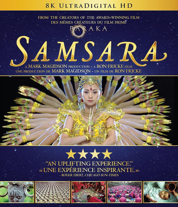 Samsara [Blu-ray]: Amazon.es: Cine y Series TV
