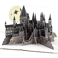 Hallmark Signature Paper Wonder Pop Up Birthday Card (Harry Potter)