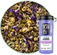 Tiesta Tea - Lavender Chamomile, Loose Leaf Soft Chamomile Herbal Tea, Non-Caffeinated, Hot & Iced Tea, 2 oz Tin - 50 Cups, Natural, Stress Relief & Health Support, Herbal Tea Loose Leaf