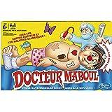 Hasbro Gaming - Docteur Maboul - Jeu de Société - B2176