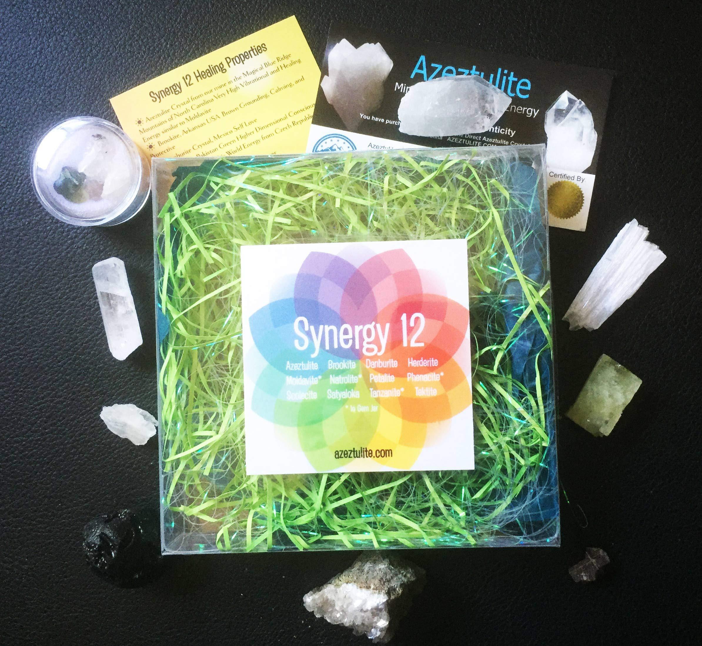Galleon - Azeztulite Mine Direct Synergy 12 Kit With