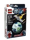 LEGO Star Wars Naboo Starfighter and Naboo 9674