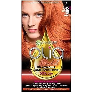Garnier Tinte Garier Olia Permanente Para El Cabello Total 1 7 45 Beauty