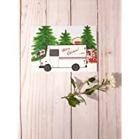 Mail Carrier Christmas Thank You Cards 10 pack