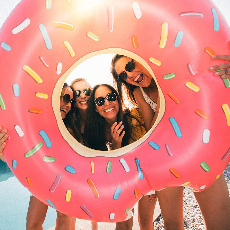Ultrakidz 甜甜圈游泳圈