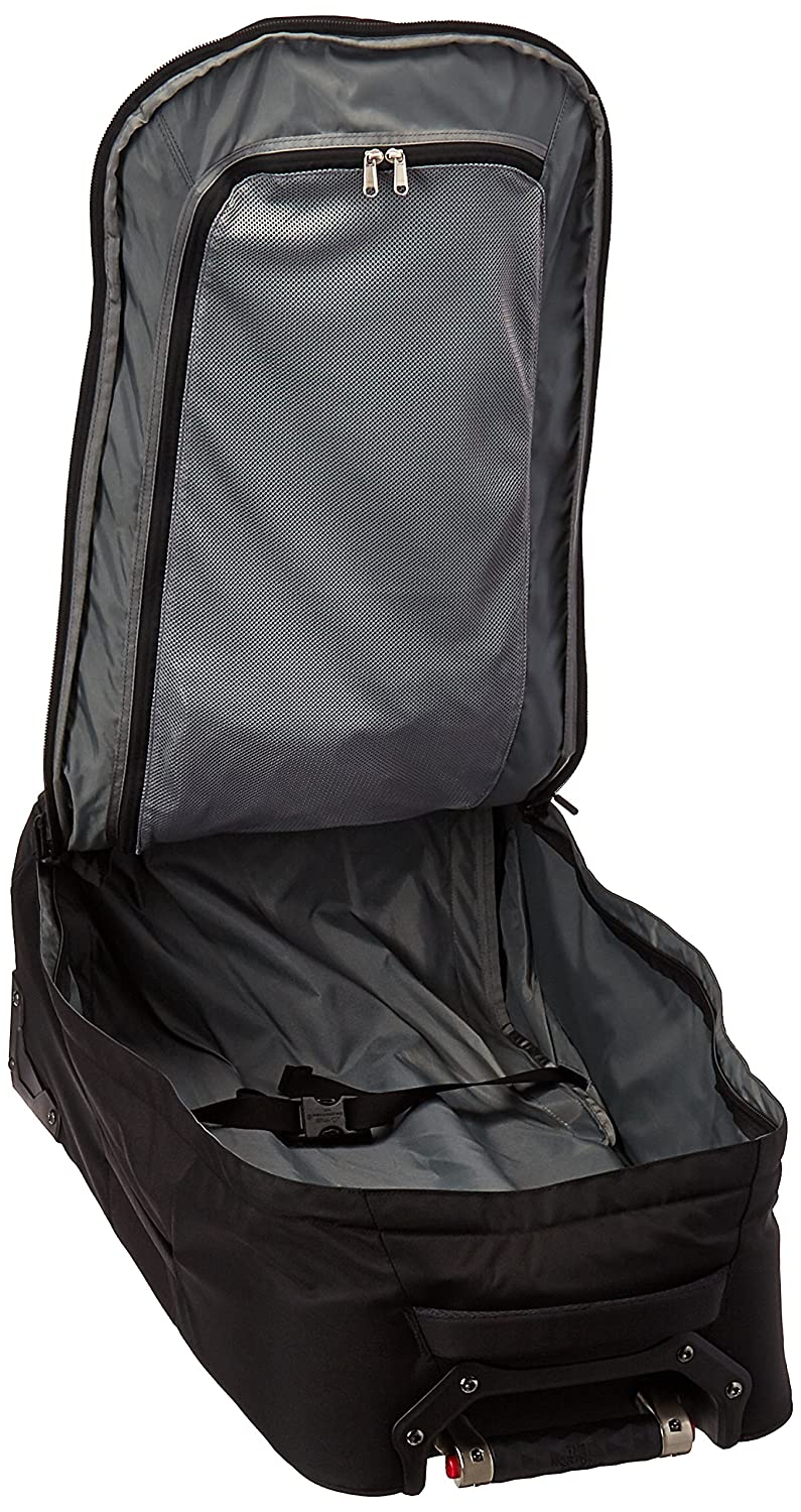161022e620 The North Face Longhaul 30 Mallette ordinateur à roulettes, 76 cm, 88  liters, Noir (Tnf Black Emboss): Amazon.fr: Bagages