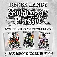 Skulduggery Pleasant: Audio Collection, Books 4-6: The Death Bringer Trilogy: Dark Days, Mortal Coil, Death Bringer