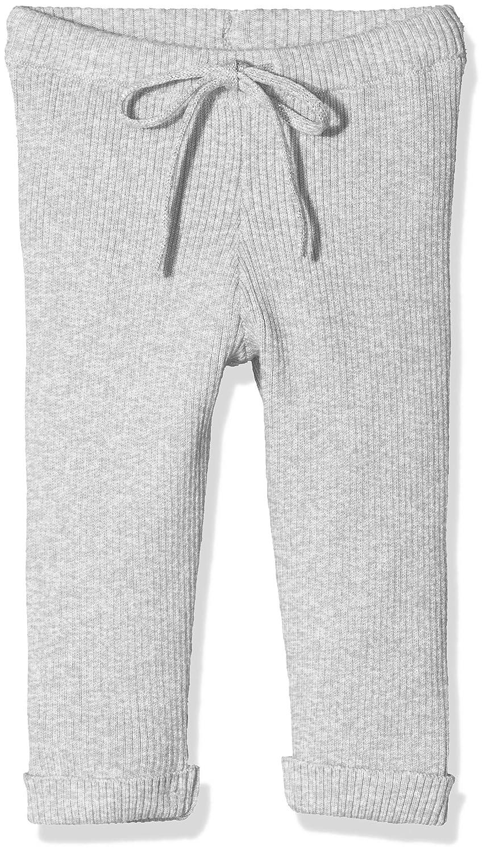 Absorba Calecon, Legging Bébé Fille (Gris Chiné) 9K24014