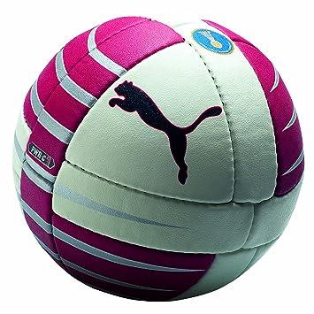 39e822253c Puma PowerCat 1.10 HB Ballon de Handball (ihf-a) III White-PUMA Red ...