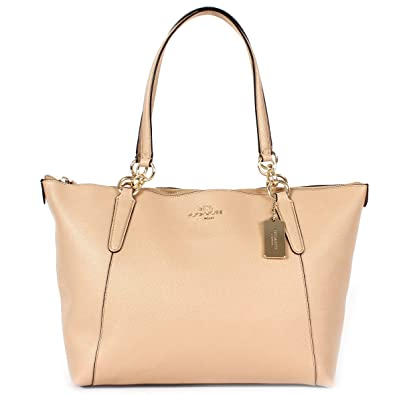 coach purses outlet mall tibe  Coach Crossgrain Leather Ava Tote F57526 Beechwood