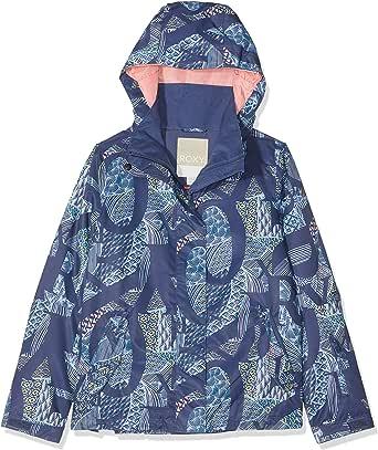 Roxy Jetty Abrigo de Vestir, Niñas