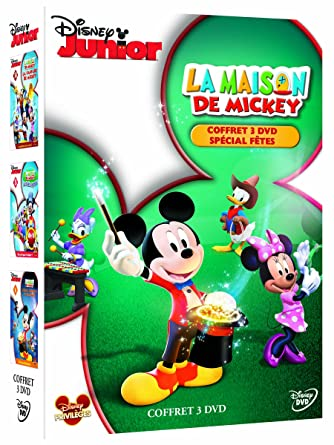 Amazon.com: La maison de Mickey vol.10 : La fanfare de Mickey + Le