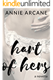 Hart of Hers: A Wounded Hero Romance (Cale & Mickey Book 3)