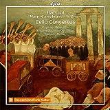Cello Concertos By Exiled Jewish Composers