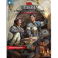 Strixhaven: Curriculum of Chaos (D&D/MTG Adventure Book) (Dungeons & Dragons)