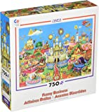 Ceaco Funny Business - Fairytale World Puzzle