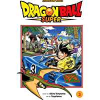 Dragon Ball Super, Vol. 3: Zero Mortal Project!