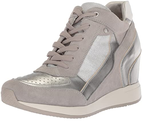 fce133aabb6 Amazon.com | Geox Women's NYDAME 6 Sneaker | Boots