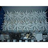1 papierstern beleuchtet wei 3d weihnachtsstern f rs fenster bockelwitzer stern art. Black Bedroom Furniture Sets. Home Design Ideas