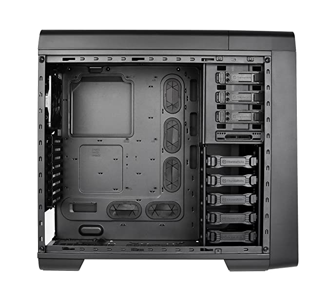 Amazon.com: Thermaltake Urban S71 ventana Full Tower Carcasa ...