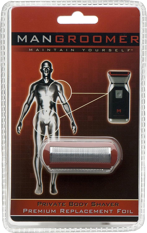 Mangroomer - Cabezal de recambio para afeitadora íntima: Amazon.es ...