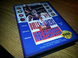 Bulls vs. Lakers - Sega Genesis