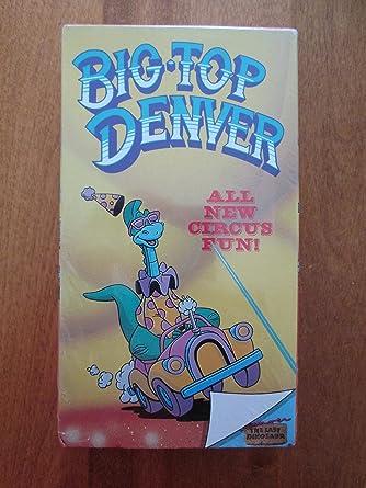 Amazon.com: Denver:Big Top Denver [VHS]: Anna Aguerri ...