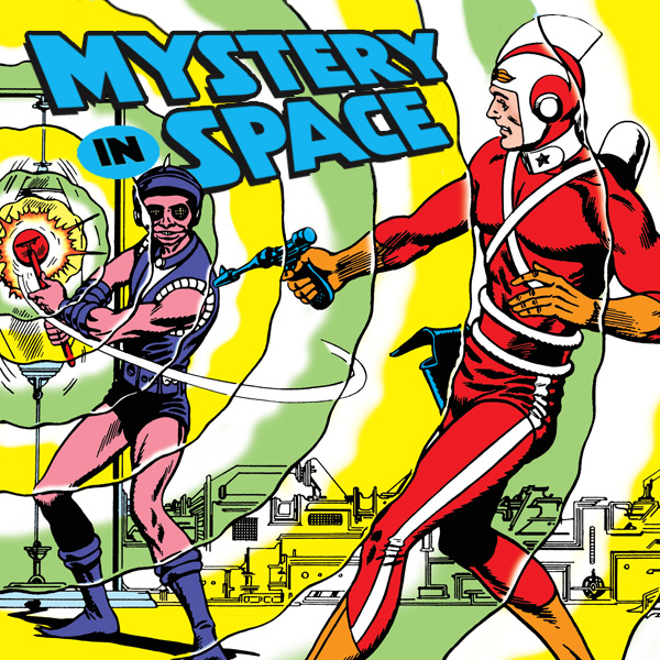 Mystery in Space (1951-1981) (Issues) (2 Book Series)
