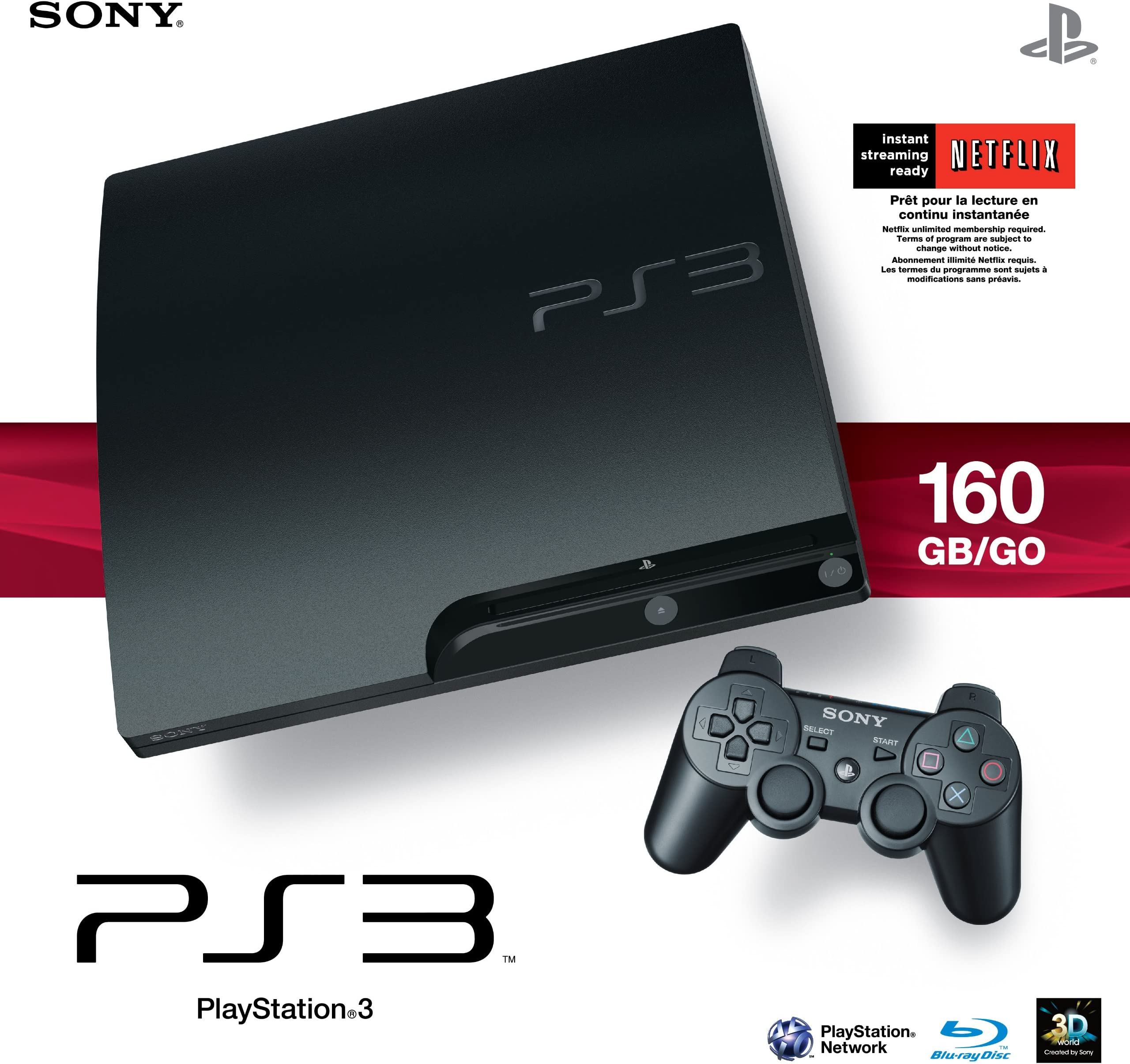 amazon com sony playstation 3 160gb system video games rh amazon com Sony Handheld Game Console Manufactured By Sony PlayStation 3 Video Games