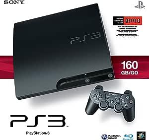 PlayStation 3 160GB - Standard Edition