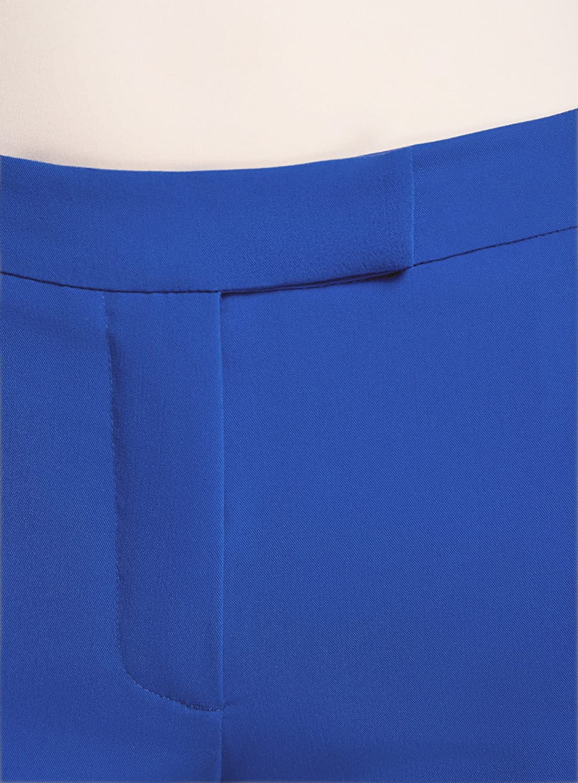 oodji Collection Donna Pantaloni Classici Stretti