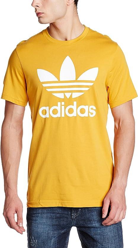 adidas Herren T shirt Originals Trefoil