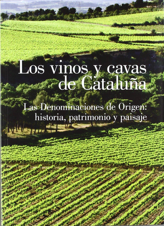 Download Los vinos y cavas de Cataluña PDF