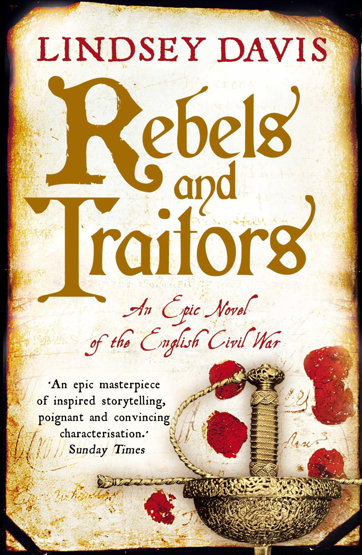 Rebels and Traitors por Lindsey Davis