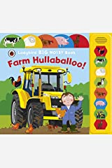 Ladybird Big Noisy Book: Farm Hullaballoo! Board book