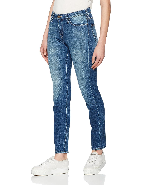 TALLA W28 / L35. Lee Elly Jeans, Vaqueros Mujer