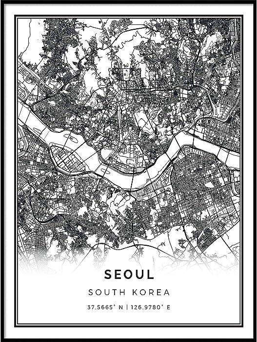 Top 10 Korea Wall Decor