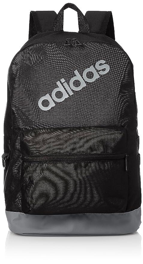 adidas BP Daily Mochila, Hombre, Gris (Carbon Gritre), 24x36x45 cm (