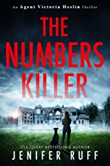 The Numbers Killer (An Agent Victoria Heslin Thriller Book 1) Kindle Edition