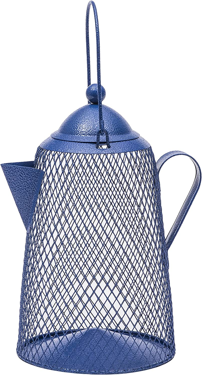 Perky Pet CFE101 Coffee Pot Mesh Bird Seed Feeder