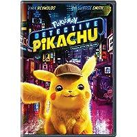 Detective Pikachu (DVD) (Bilingual)